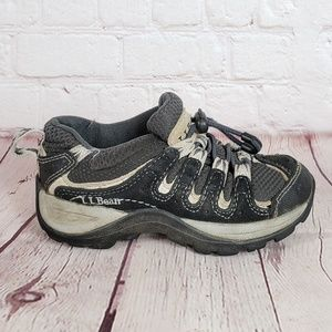 LL Bean Boys 10 Pull On Sneakers